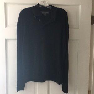 Men's BANANA REPUBLIC Sweater 3 Button Sweater